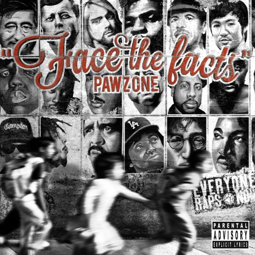 Pawz One-Face The Facts-CD-FLAC-2014-SPANK Download