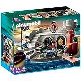 Playmobil 5139 - Piratas: fortaleza con calabozo