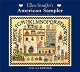 img - for Ellen Stouffer's American Sampler 2015 Deluxe Wall Calendar book / textbook / text book