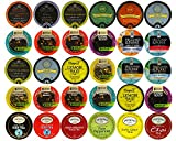 30-count Tea Single Serve Cups for Keurig K Cup Brewers Variety Pack Sampler