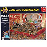 Jan van Haasteren -  St.George and The Dragon Jigsaw Puzzle ( 1000 Pieces)