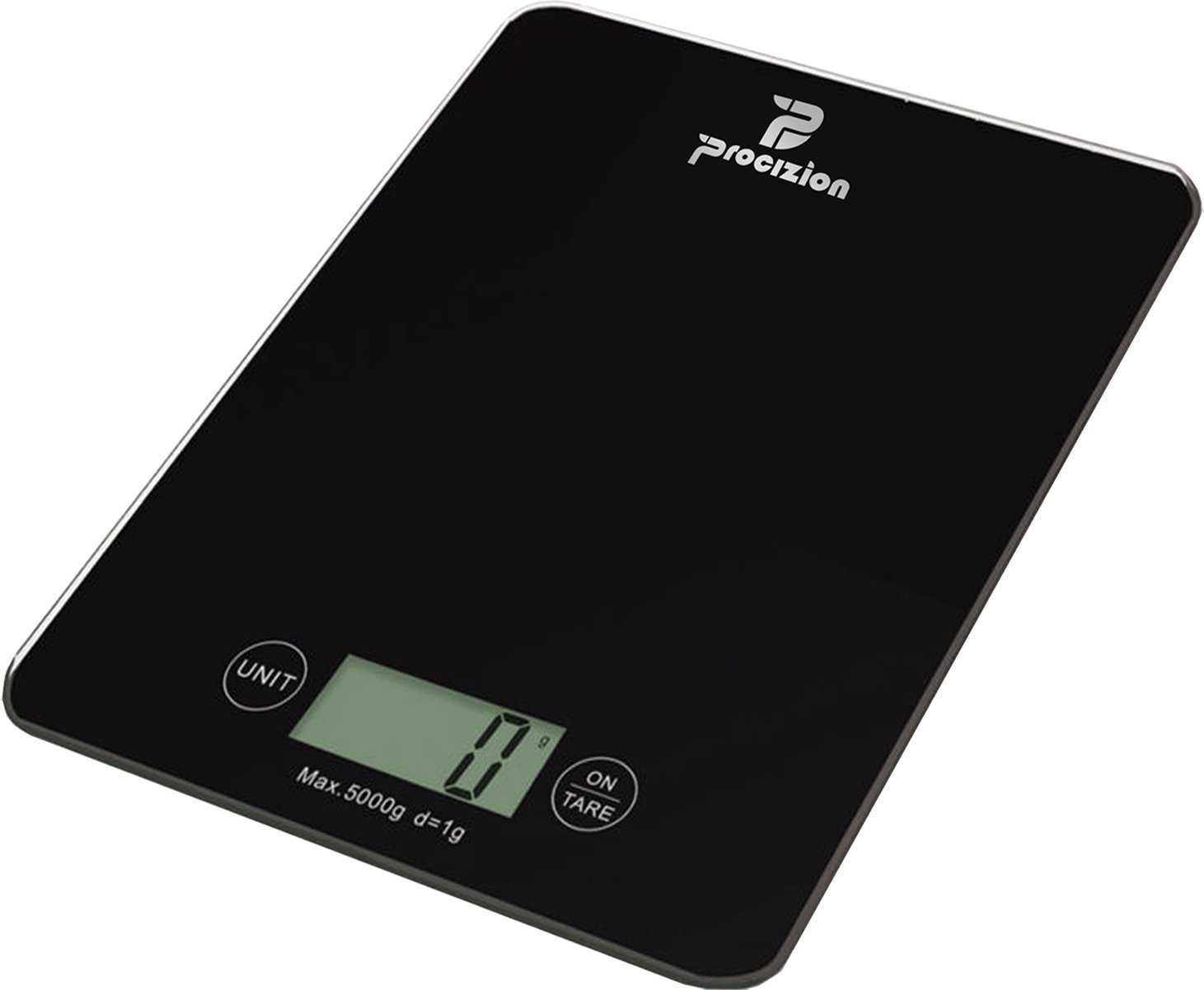 Procizion pro8006b digital kitchen food scale best for Perfect scale pro reviews