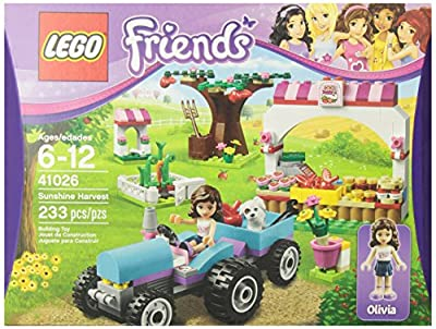 LEGO Friends 41026 Sunshine Harvest from LEGO Friends