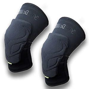 a790f85e408 Demon Enduro Mountain Bike Knee Pads|BMX Knee Guards|Snowboard Knee Pads-  Ultralight Edition ...