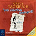 Von Idioten umzingelt! (Gregs Tagebuch 1) Performance by Jeff Kinney Narrated by Nick Romeo Reimann