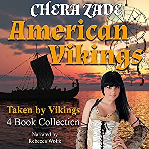 American Vikings Bundle Audiobook
