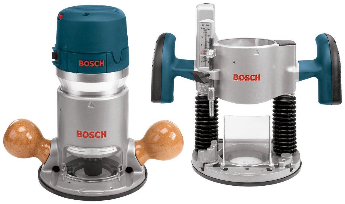 Bosch 1617EVSPK 12 Amp 2-1/4-Horsepower Plunge