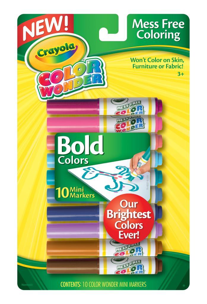 Crayola Wonder Markers