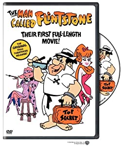 The Man Called Flintstone by Warner Home Video