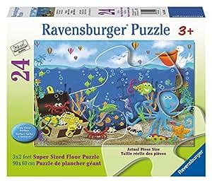 Ravensburger Underwater Treasure Floor Puzzle
