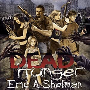 Dead Hunger Audiobook