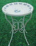 Mosaic Birdbath 72cm High and 48 x 48cm Wide