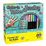 Creativity for Kids Color-In Tattoo