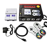 RT-NOSE SUPER MINI NES Retro Classic Video Game Console TV Game Player Built-in 821 Games with Dual Gamepads (Color: EU, Tamaño: 14x11.5x5cm/5.5x4.5x1.9in)