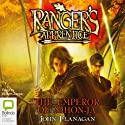 The Emperor of Nihon-Ja: Ranger's Apprentice, Book 10 Audiobook by John Flanagan Narrated by William Zappa