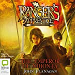 The Emperor of Nihon-Ja: Ranger's Apprentice, Book 10 (       UNABRIDGED) by John Flanagan Narrated by William Zappa