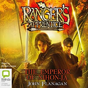 The Emperor of Nihon-Ja Audiobook