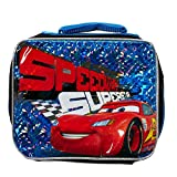 Disney/Pixar Cars Lunch Bag Featuring Lightning Mcqueen