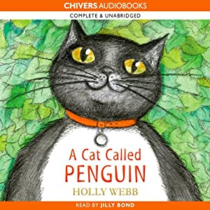 A Cat Called Penguin   [Holly Webb]
