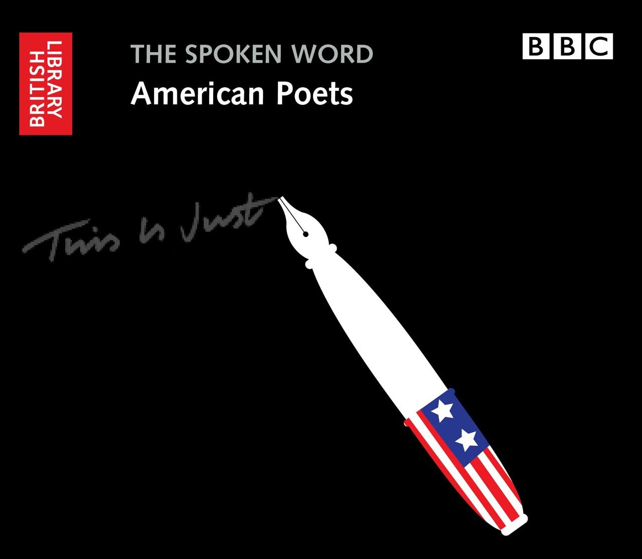 The Spoken Word - American Poets  - the British Library
