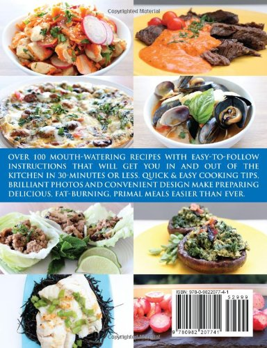 primal blueprint quick and easy meals delicious primal