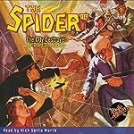 Spider #16 January 1935: The Spider   Grant Stockbridge, RadioArchives.com