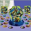 Amscan - Teenage Mutant Ninja Turtles Table Decorating Kit