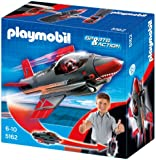 PLAYMOBIL 5162 - Shark Jet