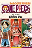 ONE PIECE 3IN1 TP VOL 07 (C: 1-0-0) (One Piece (Omnibus Edition))