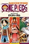 One Piece: Baroque Works 19-20-21, Vo...