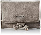 Roxy Dreamer Trifold Wallet ,Cool Grey,One Size