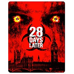 28 Days Later (Limited Edition) [Blu-ray Steelbook] (2002)