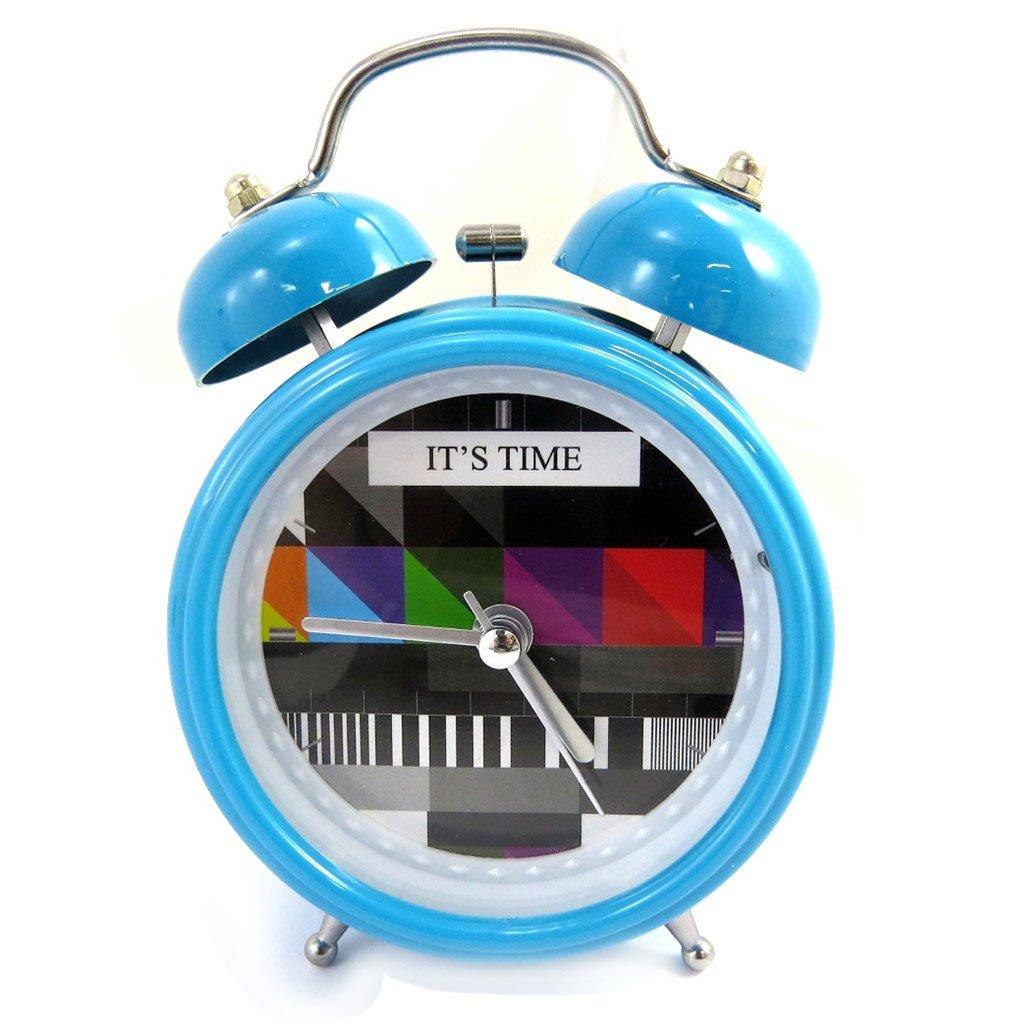 Bell-wecker 'Rétro Tv'blau. jetzt bestellen