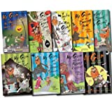 Andy Stanton Mr Gum Collection 9 books Pack, RRP £47.92 (Mr Gum & Biscuit Billionaire, Mr Gum & The Dancing Bear, Mr Gum & The Goblins, Mr Gum & The Power Crystals, You're A Bad Man Mr Gum, What's for Dinner, Mr Gum?,Mr Gum in the Hound of Lamonic Bibber