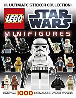 LEGO® Star Wars Minifigures Ultimate Sticker Collection by DK (2012