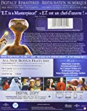 E.T.: The Extra Terrestrial (30th Anniversary Edition) [Blu-ray + DVD + Digital Copy] (Sous-titres français)