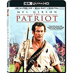 The Patriot [4K Ultra HD + Blu-ray]