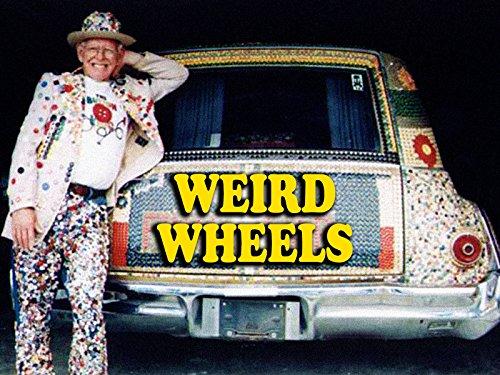 Weird Wheels - Season 1