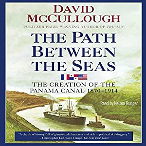The Path Between the Seas Audiobook