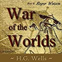 War of the Worlds Audiobook by H. G. Wells Narrated by Roger Watson