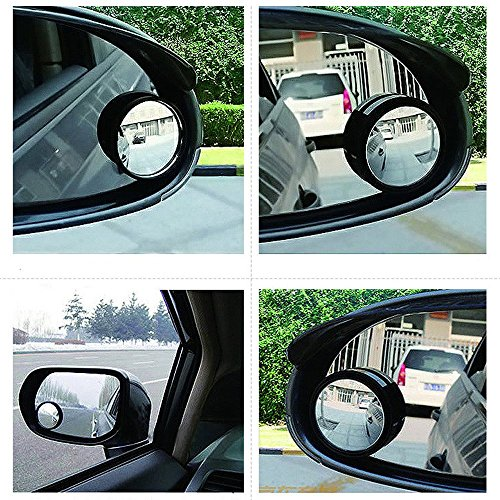 TETC-Blind-Spot-Mirror-360-Degree-Adjustable-45MM-Black-2-Pcs