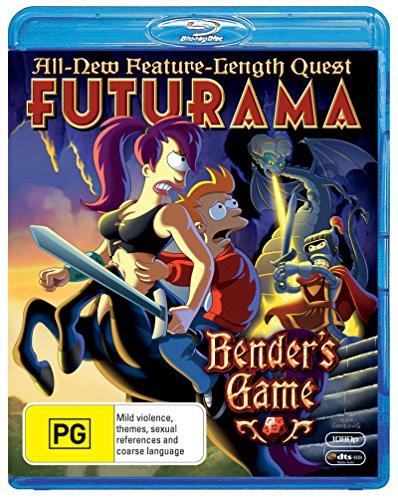 Futurama - Bender's Game Blu-ray
