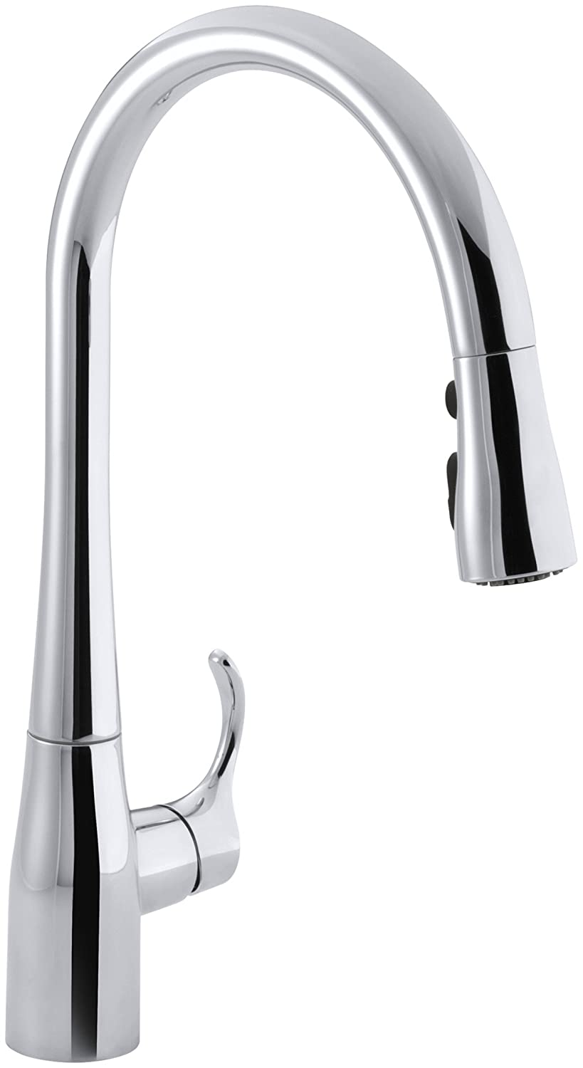 Single-Hole Pull-down Kitchen Faucet