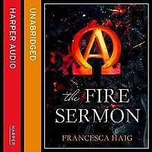 The Fire Sermon (       UNABRIDGED) by Francesca Haig Narrated by Yolanda Kettle