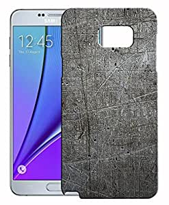 Toppings 3D Printed Designer Hard Back Case For Samsung Galaxy Note 5 Design-10044