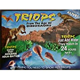 Grow Your Own Triops - A Living Dinosaur