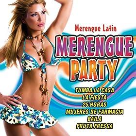 Amazon.com: Merengue Party: Merengue Latin Band: MP3 Downloads