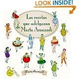 Las recetas que adelgazan de Marta Aranzadi (Spanish Edition)
