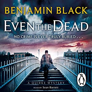 Even the Dead Audiobook