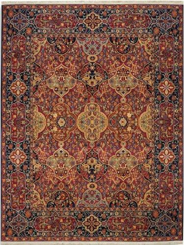Karastan English Manor Hampton Court Oriental Rug Size: 8` x 10`5